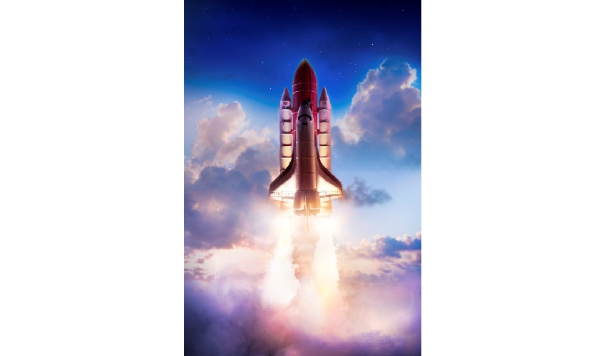 A Rocket on a mission of retirement plan investment design