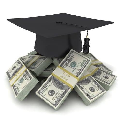 Education university student money loan savings
