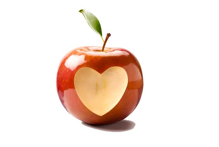 Healthcare apple