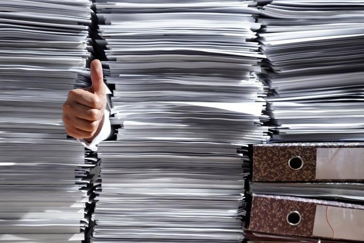 retirement plan governance paperwork