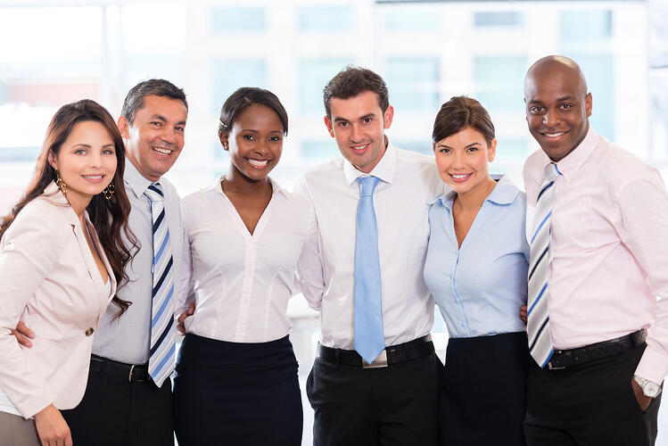 Team photo of Fiduciaries, Plan Administrator, Trustee, Investment Manager
