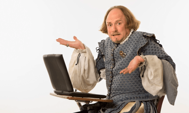 Shakespearean actor deciding to allocate his contributions to Roth or not