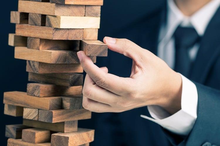 An advisor rebalancing your portfolio