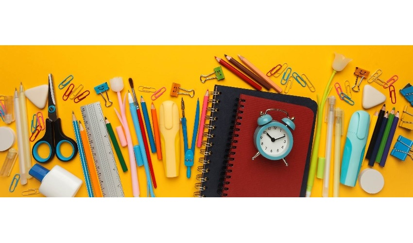 Fiduciaries supplies ready for back-to-school